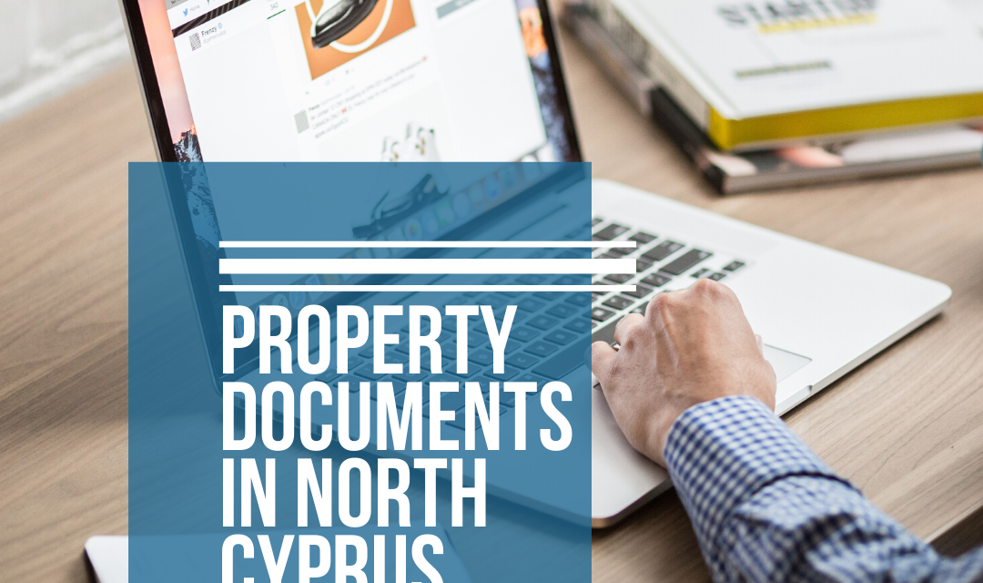 Which documents needed for purchasing a property?