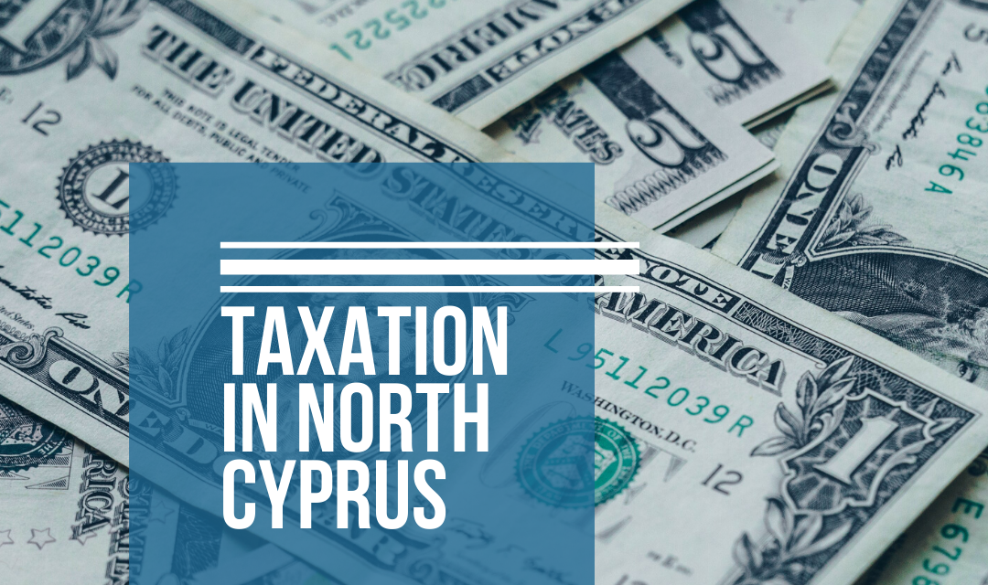 What taxes are paid in North Cyprus