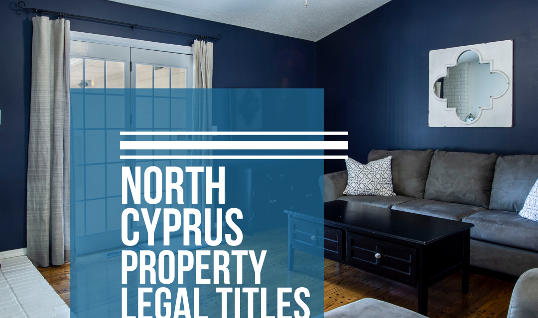 What are the legal titles in North Cyprus?